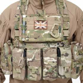 Командная панель MOLLE Command Panel Gen1 Warrior Assault Systems, цвет – Multicam