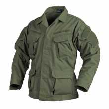 Куртка Helikon-Tex SFU Next PolyCotton рип-стоп olive green