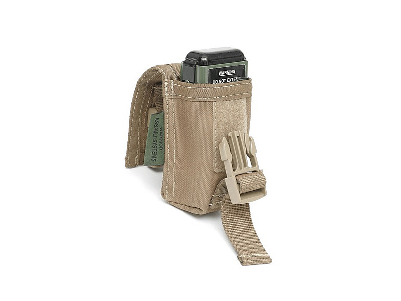 Подсумок для компаса Compass Pouch Warrior Assault Systems, цвет – Coyote Tan
