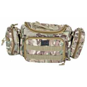 Сумка поясная Tactical PRO Messenger 5л 600 Den multicam